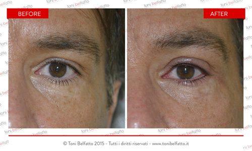 immagine di eye liner per occhi